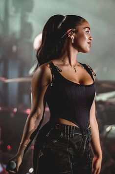 Shared by sky. Find images and videos about beautiful, black and woman on We Heart It - the app to get lost in what you love. Black Girl Magic, Black Girls, Black Women, Trendy Outfits, Cute Outfits, Fashion Outfits, Womens Fashion, Jorja Smith, Girl Crushes