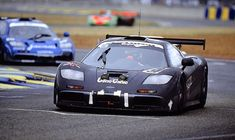 McLaren F1  McLaren didn't want to build the F1 GTR, didn't want it taken to Le…