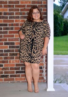 leopard print, curvy and petite style, petite plus, fall 2014 style, transitioning your wardrobe, summer to fall http://stylecassentials.blogspot.com/2014/09/leopard-in-transition.html