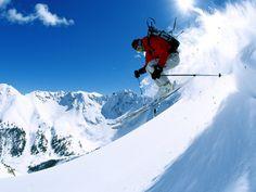 Ski break at Badrutt's Palace St. Moritz (Switzerland)