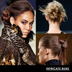 The Best Hairstyle Trends For Fall 2015 | The Zoe Report