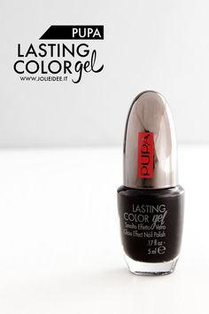 Review Smalto Lasting Color Gel Pupa 52 Deep Darkness #nail #nailpolish #black #pupa #fashion #style