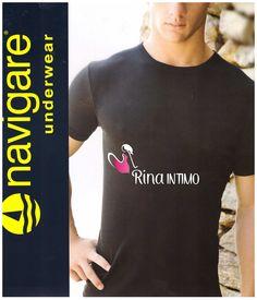 T-SHIRT UOMO NAVIGARE ART. 111 COTONE INTERLOCK
