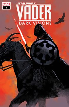 Announcing Marvel's Star Wars: Vader - Dark Visions | StarWars.com
