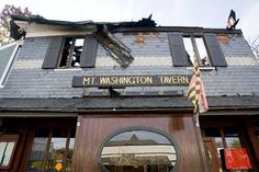 Mt. Washington Tavern - Listed in the Official Preppy Handbook. Burned down last year, but they are rebuilding!!