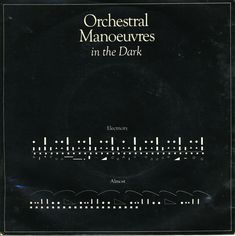 """Orchestral Manoeuvres in the Dark x Peter Saville. Yeah, """"If You Leave"""" is most def one of the best songs of the In my humble opinion. Peter Saville, Old School Music, Old Music, Music Album Covers, Music Albums, Enola Gay, Play That Funky Music, Pochette Album, Vinyl Music"""