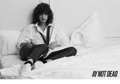 Conoce a Mica Arganaraz: la modelo argentina del momento : ELLE