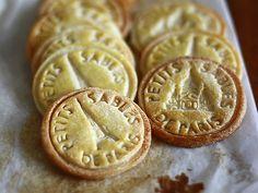 Stamped Cookies from Berries, Citrus, Avocado.