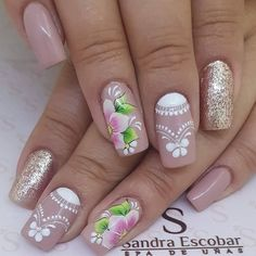 Coffin Nails, Acrylic Nails, Manicure And Pedicure, Nailart, Hair Beauty, Instagram, Pretty Nails, Gorgeous Nails, Nails Inspiration