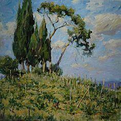 Leonard Wren Studio - Original Impressionist Paintings