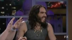 Russell Brand interviews Westboro Baptist Church. Best 11 minutes ever.