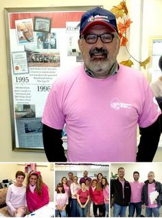 The Basement Doctor and Co go PINK in support of Breast Cancer Awareness! https://www.facebook.com/media/set/?set=a.611323862242365.1073741837.114744001900356&type=1
