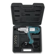 Hiltex® 10870 1/2-inch Electric Impact Wrench Kit with 4 Metric Sockets | 9mm-22mm *** Find out more about the great product at the image link. :)