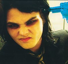 My Chemical Romance, music, gerard way, three cheers for sweet revenge era
