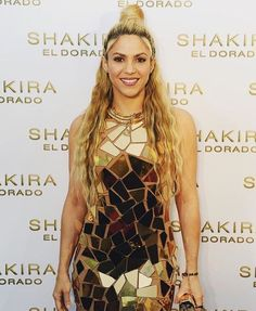 "Shakira (@shakira) on Instagram: ""Number 1 in 34 countries with El Dorado!!! How can I thank you all for giving me so much?? Número 1…"""