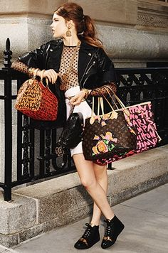 Every girl needs a little #Chanel #LouisVuitton & #Hermes in her life…