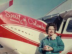 WHBC-GR: Πέθανε η πρώτη γυναίκα πιλότος που έκανε τον γύρο του κόσμου