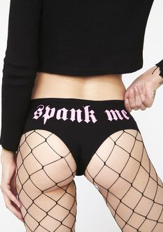 Low Rise Spank Me Graphic Booty Shorts Sexy Jeans, Sexy Shorts, Gym Shorts Womens, Yoga Pants For Work, Spank Me, Pretty Lingerie, Girls Jeans, Sexy Outfits, Booty
