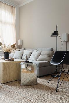 DIY Spiegel Beistelltisch Cube, Interior, Furniture, Home Decor, House, Decoration Home, Indoor, Room Decor, Home Furnishings