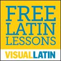 visual Latin.  example lessons available. try before you buy. once purchased, program can be downloaded and played on iPad.