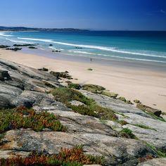 Playa de Canelas (Sanxenxo -Pontevedra)- Ruta do Viño Rías Baixas