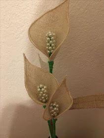 bottle crafts with burlap Jute Flowers, Cloth Flowers, Diy Flowers, Fabric Flowers, Paper Flowers, Millinery Supplies, Diy Crafts How To Make, Burlap Fabric, Burlap Crafts