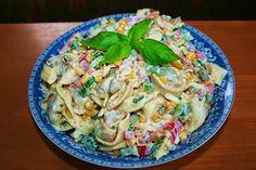MZap w kuchni : Sałatka z tortellini