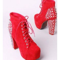 Lita Spikes: Jeffrey Campbell (Insanely cool!!)