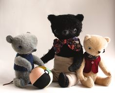 some of my favourite toys ever from fox & owl