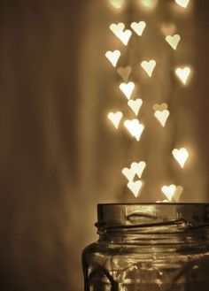 white hearts out of the box....think sumthing like this lovely world :)