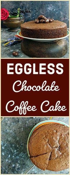 Eggles make easy chocolate coffee cake recipe
