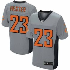 New 8 Best Bears #23 Devin Hester Home Team Color Authentic Elite  for cheap