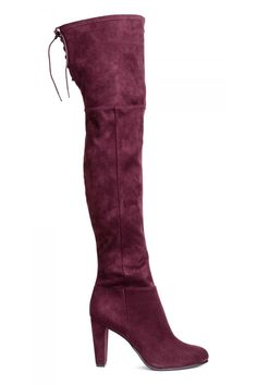 H&M Knee Boots, £39.99