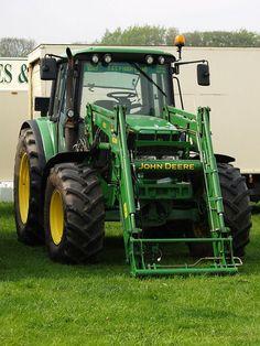 John Deere Tractors | Flickr - Photo Sharing!
