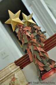 primitive ribbon tree