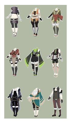 Here are some of my Designs!<br /><br />Outfit: 750 :points…