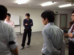 立って会議 2012年06月 : 森田アルミのブログ