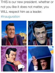 he is number one  (Robbie, please run Dolan Tramp out of the US we need you)