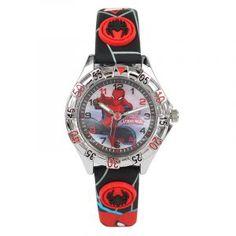 45c456e0b Disney Boys, Cartoon Kids, Disney Cartoons, Marvel Avengers, Watches,  Spiderman,