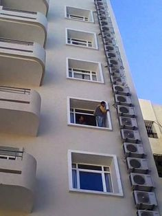 Hvac Air Conditioning, Refrigeration And Air Conditioning, Autocad, Air Conditioner Cover Outdoor, Hvac Ductwork, Plumbing Humor, Single Floor House Design, Construction Fails, Hvac Maintenance