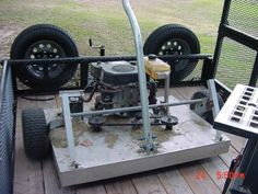 Homemade ATVs and Accessories For Sale in Southeast Louisiana . Four Wheelers For Sale, Atv Four Wheelers, Tractor Mower, Lawn Mower, Atv Implements, Atv Attachments, Atv Accessories, Riding Mower, Quad Bike