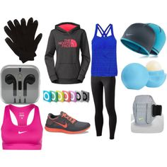 """""""Running in Sweater Weather"""" by aj-fassett on Polyvore"""