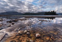 Harrison Lake From Sasquatch Provincial Park