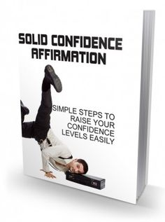 Solid Confidence Affirmation Simple Steps To by Pickagreatfind