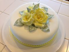 Simple Little Cake
