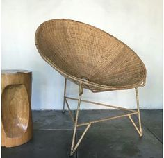 Chair from Worn store Oz.