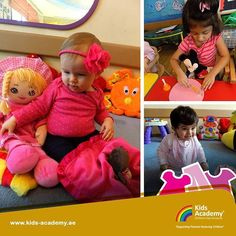 Repost from @kidsacademyuaeOur nursery is looking pretty in pink for today's Dress Up in Pink day! #DressUp #Pink #PrettyinPink #Colour #Nursery #Childcare #ADSummer #mydxb #inabudhabi #UAE #Oman #Qatar #Bahrain #Kuwait #KSA