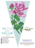 Bead Graph for the First Prize Rose