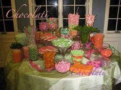 Mesa de dulces Candy Buffet - Otros Servicios