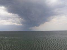 The Watching Sky- Lake Ontario, Pultneyville